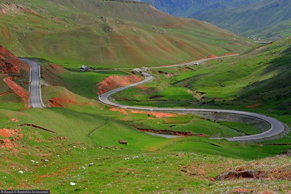 Chiyrchyk Pass