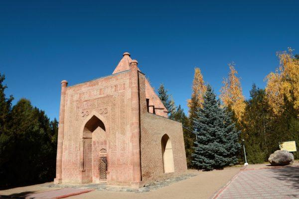 Manas-Ordo Historical Complex