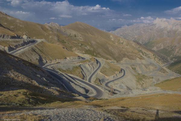 Taldyk Pass