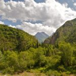 Chychkan Gorge