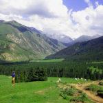 Jety-Oguz Gorge