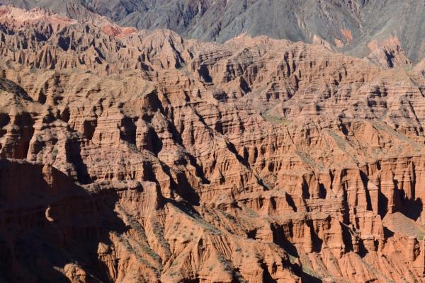 Konorchek Canyons (Suluu-Terek)