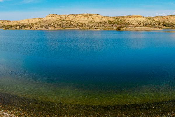 Salt Lake (Tuz-Köl)
