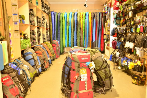 Outdoor Equipment and Bike Stores