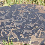 Петроглифы Саймалуу-Таш
