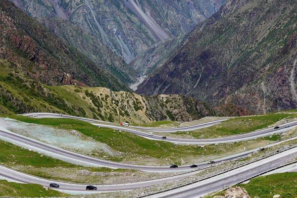 Перевал Тоо-Ашуу