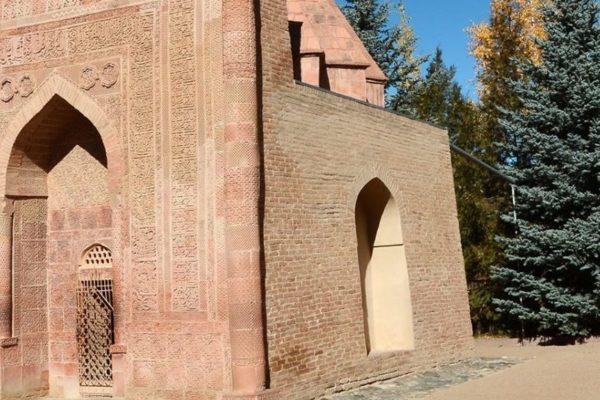 Исторический комплекс Манас-Ордо