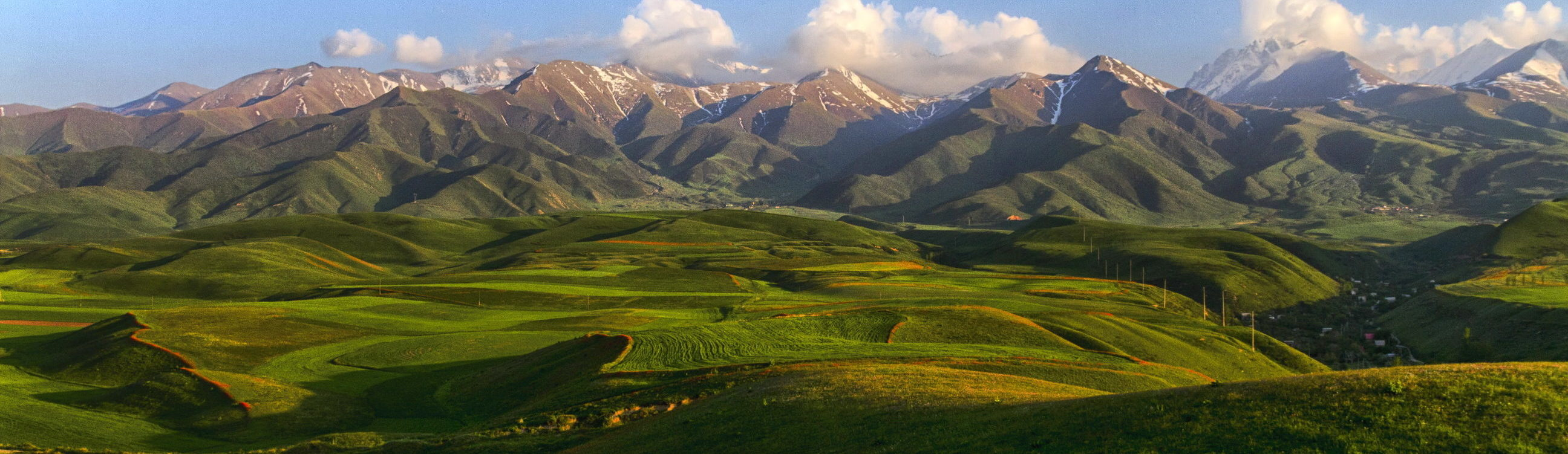 Добро пожаловать в Кыргызстан!