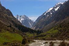 Ущелье Ала-Арча