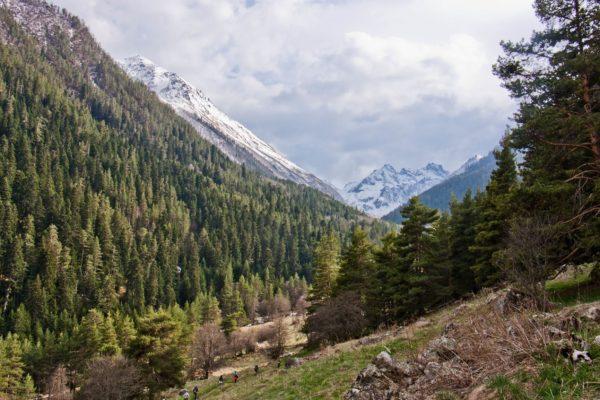 Безопасность в горах