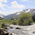 Долина Джергалан (Жыргалан)
