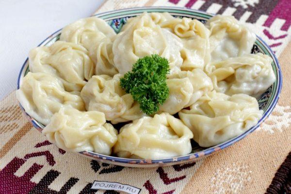 Кыргызские национальные блюда и напитки